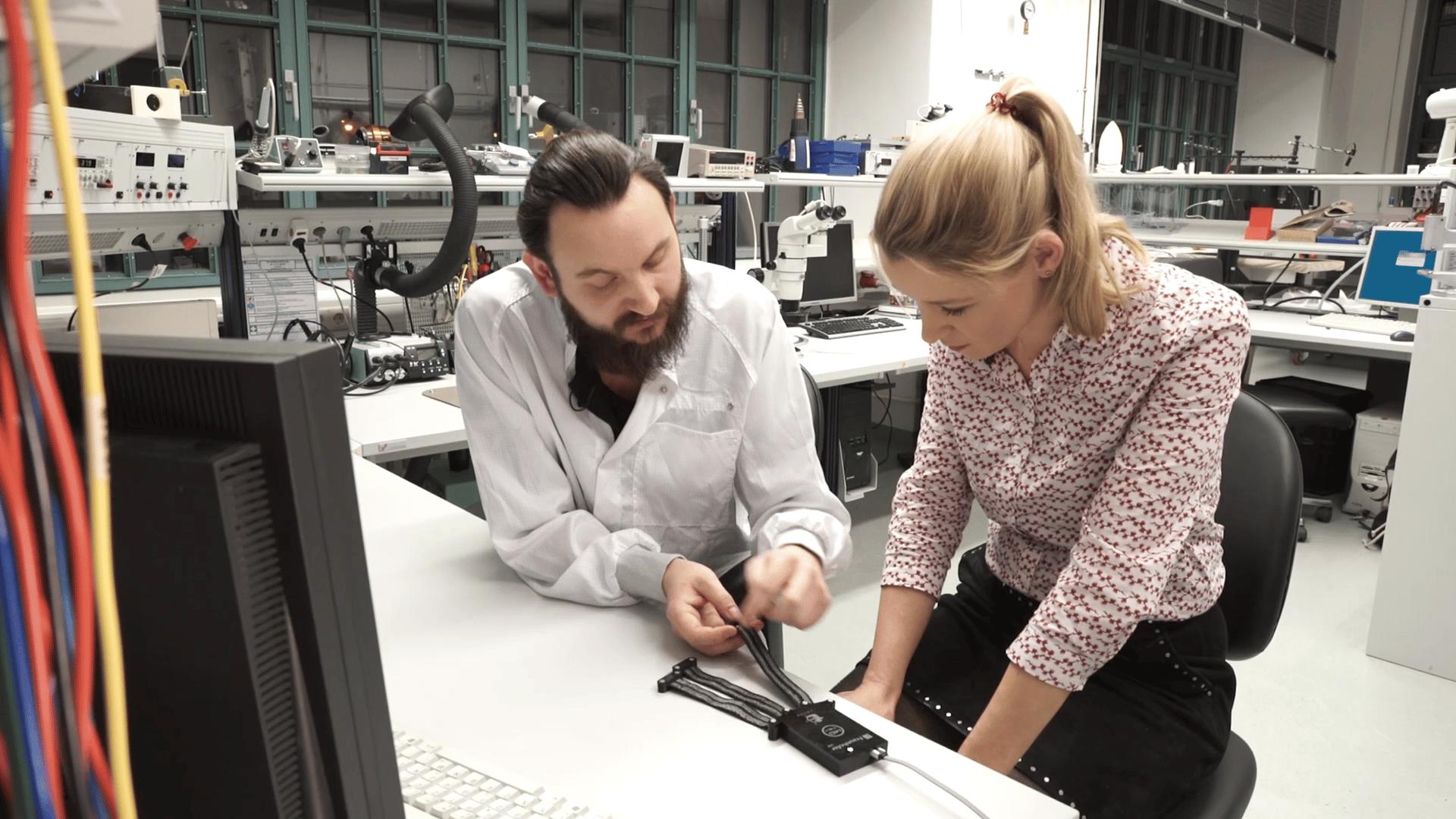 Fraunhofer • Smart Textiles