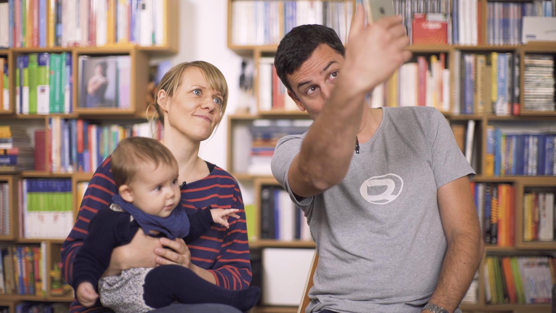 ERGO Direkt • Von guten Eltern: Freundschaften pflegen ist einfach