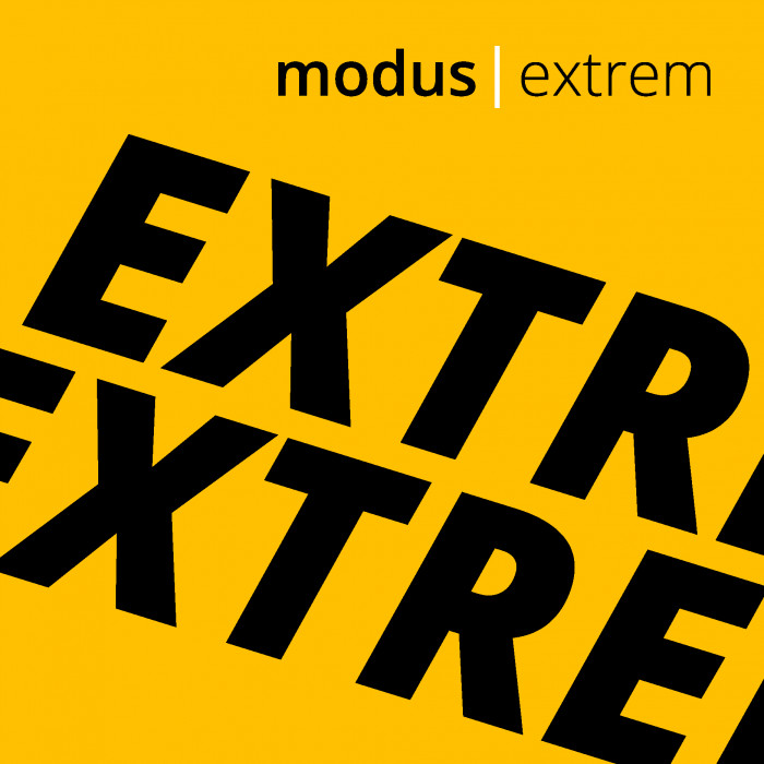 modus | extrem <br /> Von modus | zad