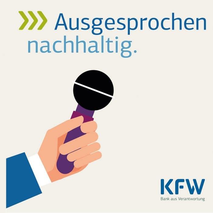 Ausgesprochen nachhaltig <br /> Von KfW Bankengruppe