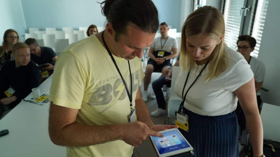 Authentisch kommunizieren mit Smartphone-Videos