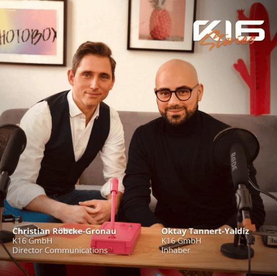 Der Ausblick // Christian Röbcke-Gronau und Oktay Tannert-Yaldiz